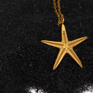 Big Starfish Pendant